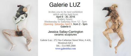 galerie luz invite